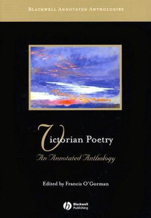 Cover of Victorian Poetry