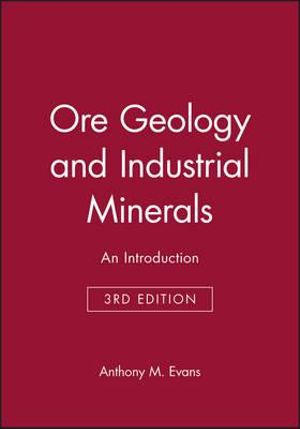 Cover of Ore Geology and Industrial Minerals