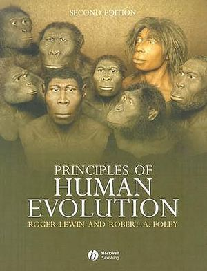 Cover of Principles of Human Evolution