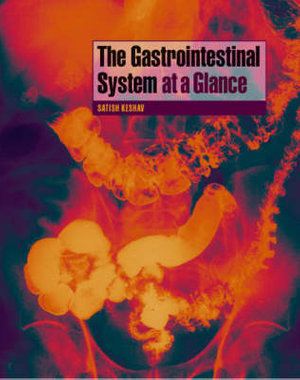 Cover of The Gastrointestinal System at a Glance