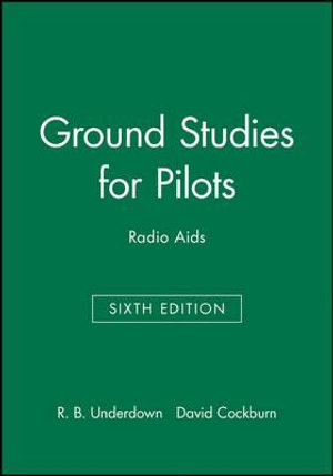 Cover of Ground Studies for Pilots: Radio Aids Sixth Edition