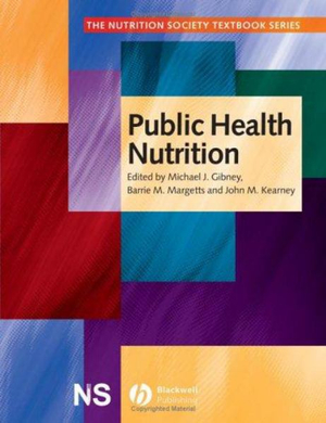 Cover of Public Health Nutrition