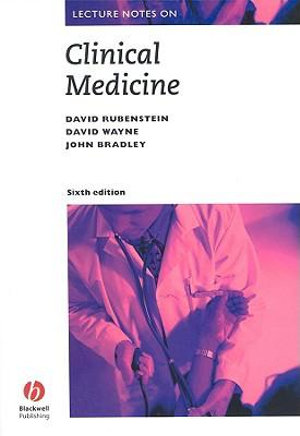 Cover of Lecture Notes: Clinical Medicine