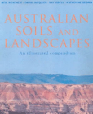 Cover of Australian Soils and Landscapes