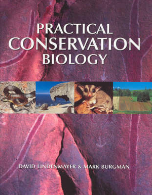 Cover of Practical Conservation Biology
