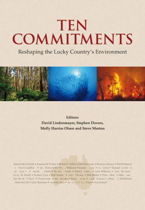 Cover of Ten Commitments