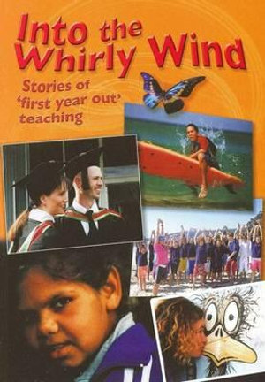 Cover of Into the Whirly Wind