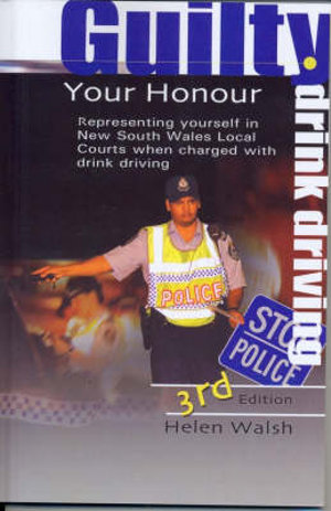 Cover of Guilty Your Honour
