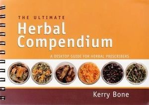 Cover of The Ultimate Herbal Compendium