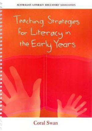 Cover of Teaching Strategies for Literacy in the Early Years