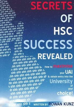 Cover of Secrets of HSC Success Revealed