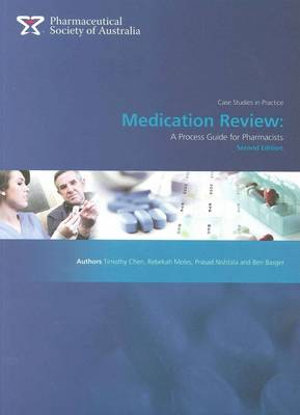 Cover of Medication Review