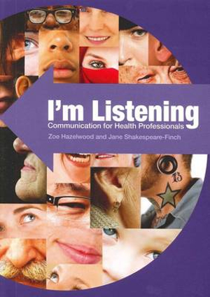 Cover of I Am Listening