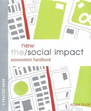 Cover of The New Social Impact Assessment Handbook