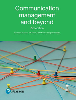 Cover of Communication Management and Beyond (Custom Edition)