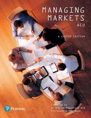 Cover of Managing Markets (Custom Edition)