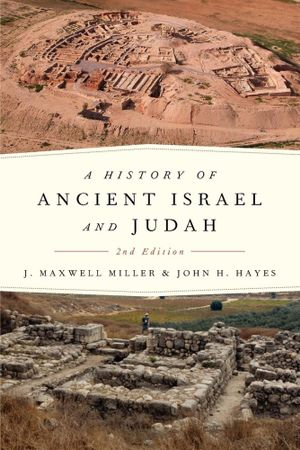 Cover of A History of Ancient Israel and Judah, 2nd Ed.