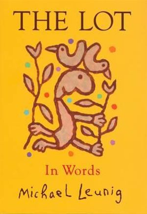 Cover of Lot: In Words The