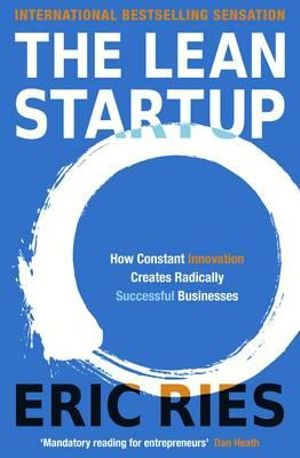 Cover of Lean Startup The