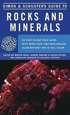 Cover of Simon and Schuster's Guide to Rocks and Minerals