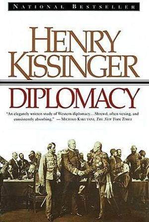 Cover of Diplomacy