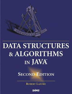 Cover of Data Structures & Algorithms in Java