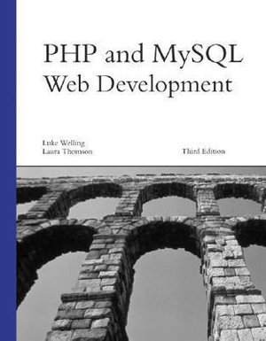 Cover of PHP and MySQL Web Development