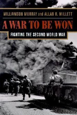 Cover of A WAR TO BE WON