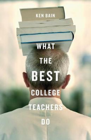 Cover of What the Best College Teachers Do