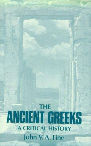 Cover of The Ancient Greeks