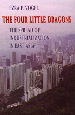 Cover of The Four Little Dragons