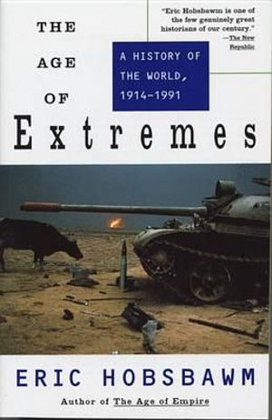 Cover of The Age of Extremes