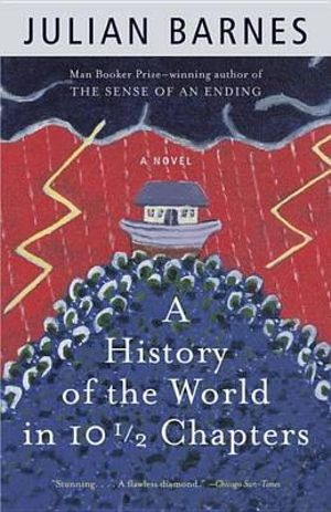 Cover of A History of the World in 10 1/2 Chapters