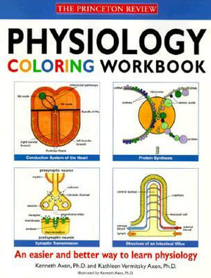 Cover of Physiology Coloring Workb