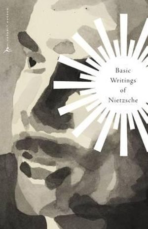 Cover of Basic Writings of Nietzsche
