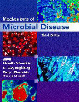 Cover of Mechanisms of Microbial Disease