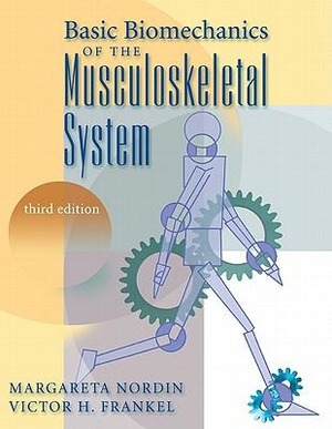 Cover of Basic Biomechanics of the Musculoskeletal System