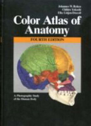Cover of Color Atlas of Anatomy