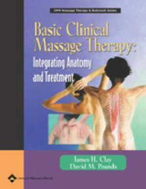 Cover of Basic Clinical Massage Therapy