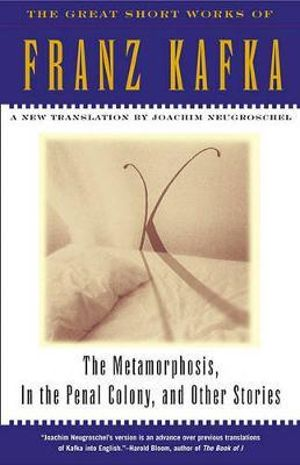 Cover of The Metamorphosis, in the Penal Colony and Other Stories