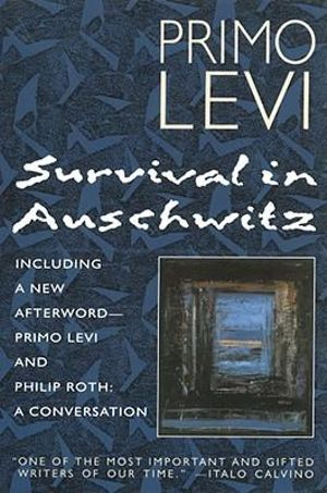 Cover of Survival In Auschwitz