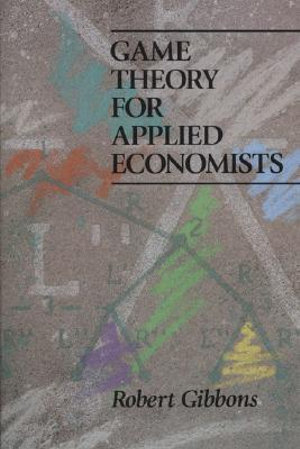 Cover of Game Theory for Applied Economists