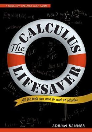 Cover of The Calculus Lifesaver