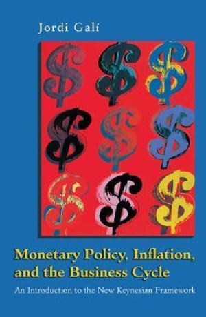 Cover of Monetary Policy, Inflation, and the Business Cycle