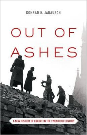 Cover of Out of Ashes