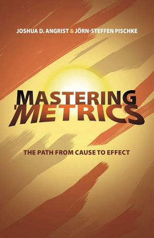 Cover of Mastering 'Metrics