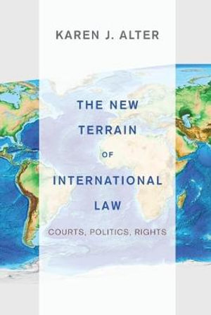 Cover of The New Terrain of International Law