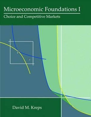 Cover of Microeconomic Foundations I