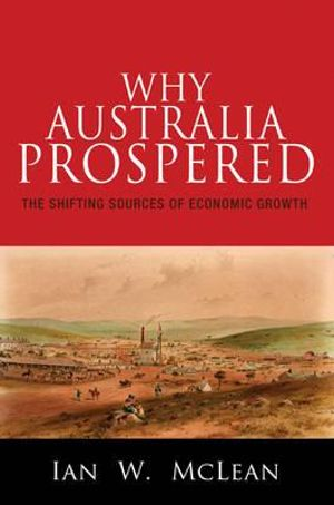 Cover of Why Australia Prospered