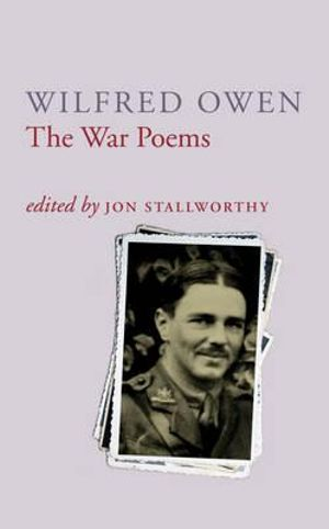 Cover of The War Poems of Wilfred Owen